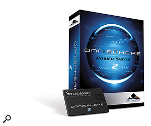 Spectrasonics' Omnisphere 2: a  favourite of trailer composers the world over.