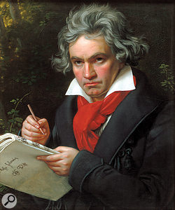 Beethoven was perhaps the greatest composer who ever lived, but would he have had the production chops to make it in the world of trailer music?