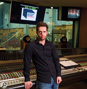 Chris Haigh is a trailer-music composer working from Barnsley, England.