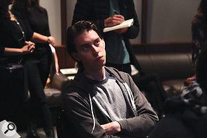Dylan Jones is a major LA-based trailer composer.
