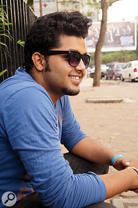 Sharwin Kailashi is an epic music fan and aspiring music producer from Mumbai, India.