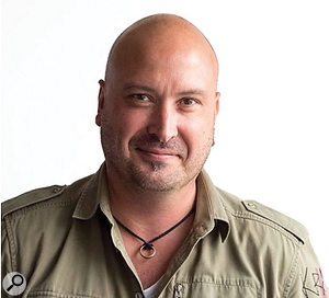 John Clifford of BMG Production Music UK.