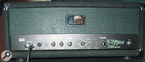 Many bass amps have a  DI output built in, which can be useful as it allows the front-of-house bass tone to be affected by the amp's preamp and EQ settings.