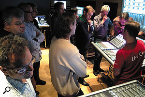SSL are among a  number of console manufacturers who offer training in the use of their live consoles.