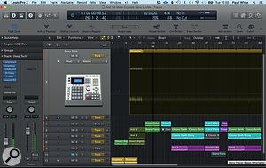 Apple Logic Pro 10.1