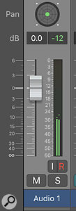 Screen 4: Some versions of Logic Pro X will play silly buggers if you try to import Ambisonic audio that was recorded on another DAW. Fortunately there's a workaround!