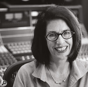 Susan Rogers is renowned for her engineering work with Prince, and is now Professor of Music Production and Engineering at Berklee.