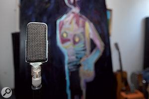 Matthew Herbert: Sampling Pig Noises