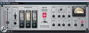 Although the two vintage reverberators that these UAD plug-ins were modelled on are rightly revered as studio classics, in this mix they had been applied to the drums for the wrong reasons, such that their over-warm, unnatural-sounding sustain characteristics were cluttering the low midrange unhelpfully.