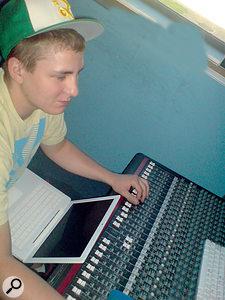Mix Rescue: Alex Giddens