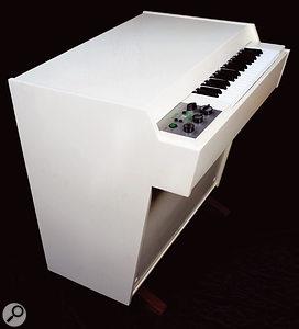 Streetly Mellotron M4000
