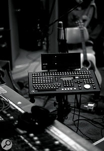 For The Courage Of Others, the band's Roland VS2480 was replaced by an Otari RADAR 24 hard disk recorder.