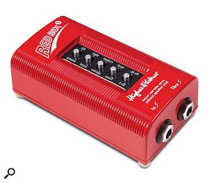 Hughes & Kettner Red Box 5 DI Box & Cabinet Simulator
