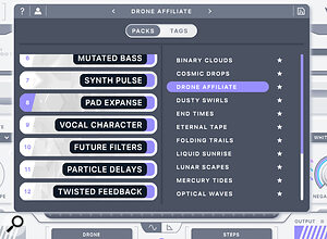 It's not all about distortion; Rift boasts an impressive collection of presets that deliver a diverse range of creative treatments.