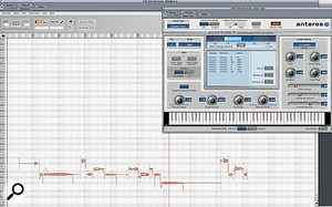 Melodyne and Auto-Tune: the two plug-ins are used for pitch correction, but each has different strengths and Paul made use of both on the vocals in this mix.