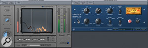 As a final touch, the lead vocals were processed using a Tube-Tech CB1 compressor, to level them out, followed by Noveltech's Vocal Enhancer, which provided more breath and edge.