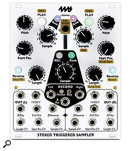Size: 20HP. Current: +12V = 145mA, -12V = 39mA.