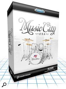 Toontrack Music City USA
