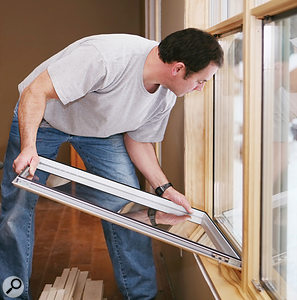 Adding secondary panels to a  single-glazed window gives you the benefit both of an additional layer of glass, and of an air 'spring'. It's usually better to make this air gap as wide as possible, rather than using the same space to add further panels.