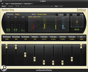 Lexicon PCM Native Effects