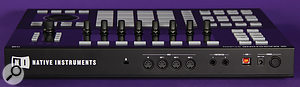 While the Maschine Studio is still content to leave audio interfacing to your dedicated devices, it still offers generous MIDI I/O and a  pair of footswitch sockets on quarter-inch jacks.