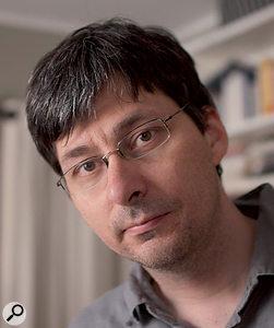 Vincent Laubeuf of MOTUS.