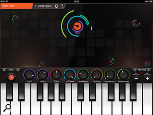 Novation's free Launchkey app should make a perfect companion to the Launchkey Mini.
