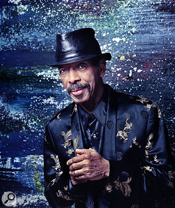 Saxophonist Ornette Coleman was one of the most influential figures in the development of jazz music from the '60s onwards.