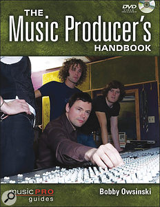 The Music Producer's Handbook.