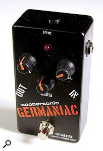 Coopersonic Dirtbox & Germaniac