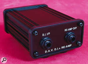 DAV DI & Re-amp