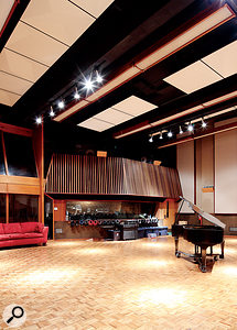 The history of LA's Ocean Way Studios is closely linked with that of Universal Audio.