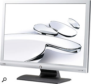 You can save energy by buying one of the latest LCD monitor screens, such as this BenQ 24-inch G2400W widescreen model, which only consumes 55W of power.