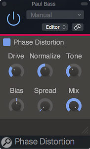 Kilohearts Phase Distortion Plug-in.