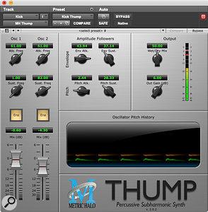 Metric Halo's free Thump plug-in.