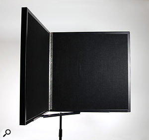 Real Traps Portable Vocal Booth