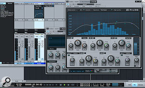 Mixing with Studio One Artist. The entry-level DAW offers a  range of capable audio plug-ins including a  full seven-band equaliser with real-time spectrum analysis and digital room reverb.