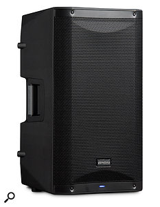 The AIR12's HF amp offers 150W Class-A/B output and the LF unit is a 500W Class-D design.