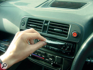 Just how do you make sure your mixes translate to consumer systems such as car stereos?
