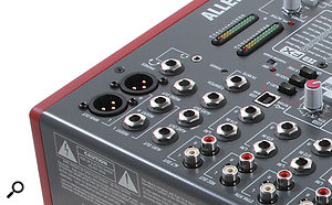 Will using the unbalanced output from an on-stage mixer result in acleaner feed to the FOH console? Probably not...
