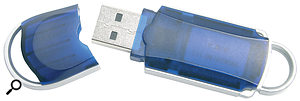 Q. Can USB pen drives be used as a  cheap way to record audio?