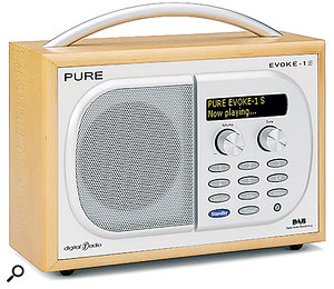 Even popular modern DAB radios such as this one from Pure are mono by default, and a large part of the potential audience for radio and TV in the UK still listens in mono — so mono compatibility is still a consideration for music producers.