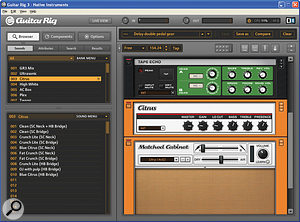 <em>SOS</em> reader Gordon couldn't get Guitar Rig 3 sounding right through his recording software, even though it sounded great 'live'. Acouple of simple routing mistakes and aless‑than‑ideal buffer‑size setting turned out to be the reasons for the problem.