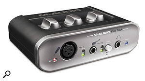 Q. Which sub-$230 audio interface should Ibuy?