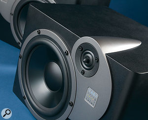 Acoustic Energy AE22 monitor.