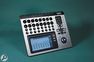 QSC TouchMix 16 digital mixer.