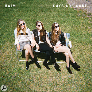 How would you emulate the vocal production of Haim's debut album?