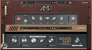 Swedish developers Softube have form when it comes to amp modelling, and their expertise is now part of Reason 8.