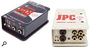 Radial J48 & JPC