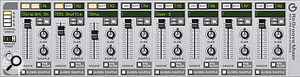 The combo of the ReGroove mixer and the Tool window's Groove Settings page can carry out powerful, exciting rhythmic shaping. You can use Reason's bundled groove patches, or create grooves yourself from various sources.